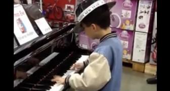 Il Piccolo Talento al Pianoforte