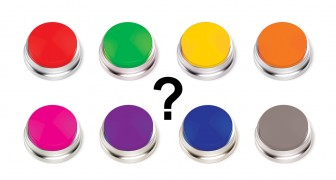 The color of the button you press may reveal some clues about your current mood