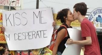 Baciami! Sono Disperato!