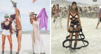 Le Burning Man Festival s'est terminé: des photos de l'événement le plus fou du monde