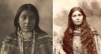 Before the genocide: some beautiful photographs of late nineteenth-century Native American women