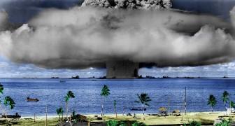 Cosa accadrebbe al mondo se una bomba all'idrogeno esplodesse nel Pacifico?