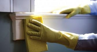 Onderzoek bevestigt dat mensen die thuis schoonmaken langer leven