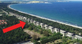 10 000 rum men inga gäster på 70 år: Ghost-hotellets var nazisterna stora projekt