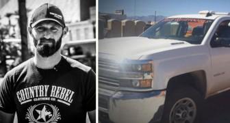 Il vole une voiture après la fusillade de Las Vegas pour sauver les blessés : 3 jours plus tard, le propriétaire le remercie par SMS