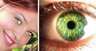 Le mystère derrière la couleur des yeux et pourquoi ceux qui ont les yeux verts peuvent se considérer comme vraiment spéciaux.