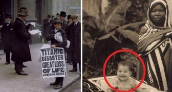 22 photos historiques qui vous révéleront des moments inoubliables