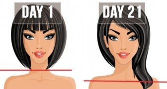 Deze 7 dingen moet je eten om je haar sneller te laten groeien