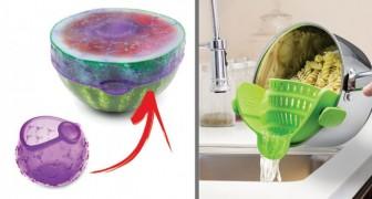 18 briljante uitvindingen die je keuken levendig en vrolijk maken