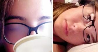 15 Situationen die nur Brillenträger kennen