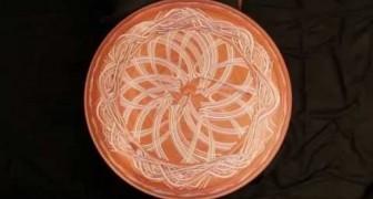 L'arte nel cerchio che ti stupirà
