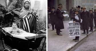 22 foto storiche che ti sveleranno nuovi particolari del passato