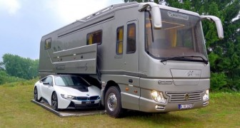 A $2 million caravan? Look inside and you'll understand why it's worth it!