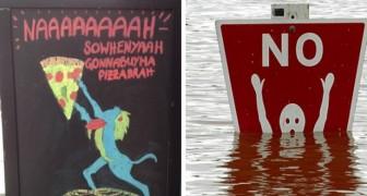 Les 26 pancartes les plus drôles que vous ayez jamais vues