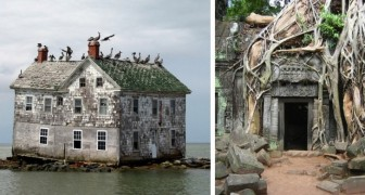 See 29 places abandoned by humankind with their striking and mysterious beauty!
