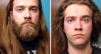Con e senza barba: 16 immagini di uomini che sono cambiati completamente dopo la rasatura