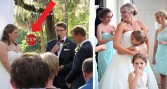 21 fotos de casamento muito diferentes que deixaram este dia ainda mais especial