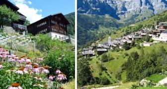 Dieses Schweizer Dorf gibt jedem 20 tausend Euro, der hierher ziehen will: Hier die Bedingungen