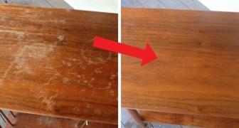 12 truques de limpeza que você não vai ver a hora de pôr em prática!