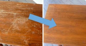 10 simpele manieren om dingen in huis schoon te maken en ze weer als nieuw eruit te laten zien