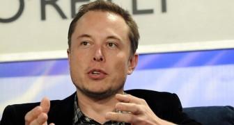 Elon Musk fa ai sostenitori della Teoria della Terra piatta una semplice domanda: la loro risposta scatena il web