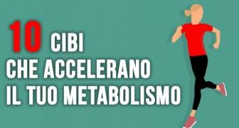 10 cibi che devi integrare nella dieta per velocizzare il metabolismo