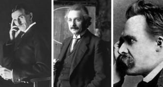 Le insolite manie di 10 tra i più grandi pensatori della storia