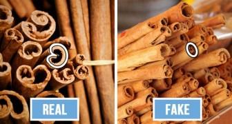 Hoe pure specerijen te onderscheiden van imitatie