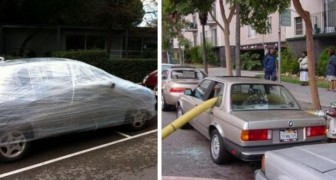 11 disrespectful people who parked their cars badly and got what they deserved