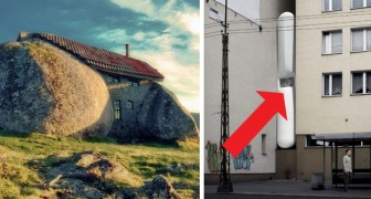 9 impossible houses that you cannot help falling in love with
