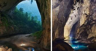 La grotta più grande del mondo scoperta pochi anni fa: al suo interno custodisce meraviglie incredibili