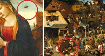 8 curiosi dettagli di quadri famosi che ti erano sfuggiti