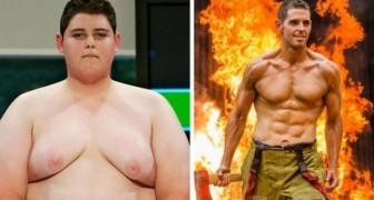 24 uomini che hanno cambiato aspetto in modo drastico