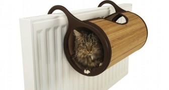 Ce lit de radiateur est le plus beau cadeau que vous puissiez faire à votre chat
