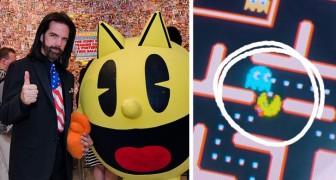 Mandò in tilt Pac-Man: ecco l'uomo che per primo riuscì a giocare la partita perfetta