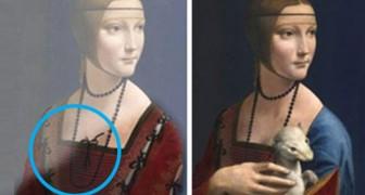 5 misteri relativi ad alcuni famosi dipinti di Leonardo da Vinci