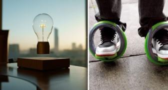 14 objets intéressants, fruits des dernières inventions technologiques