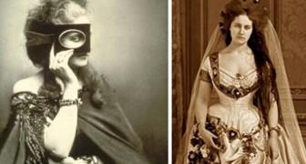 Die Gräfin von Castiglione: Die mysteriöse Frau die sich mehr als 400 Mal fotografieren ließ