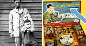 10 gevaarlijke dingen die vroeger heel normaal werden gevonden