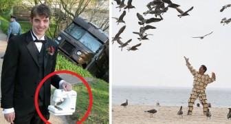 18 sinnlose Fotos, die beweisen, dass alles möglich ist