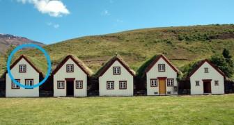 Pour quelle raison les Islandais recouvrent-ils les toits de leurs maisons de tourbe?