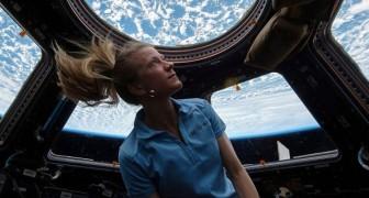 11 curiose conseguenze che un soggiorno prolungato nello spazio ha sul corpo umano