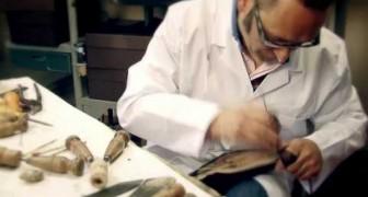Comment sont faites les chaussures de Louis Vuitton