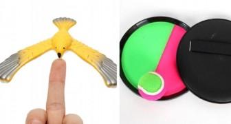 Les enfants d'aujourd'hui ne comprendront jamais l'utilisation de ces objets: voici quelques exemples de jeux des années 80 et 90