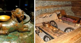 Una scoperta epocale sulla cultura celtica: tutti i segreti della Tomba di Hochdorf