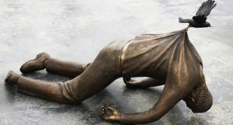 21 Skulpturen, die immun gegen die Gravitation sind