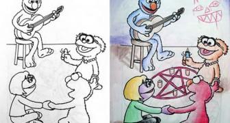 17 adultes qui ont transformé des albums pour enfants en quelque chose de beaucoup plus... amusant