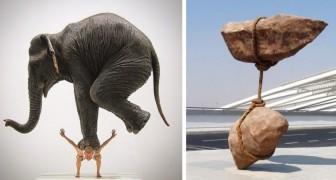 18 meravigliose sculture davanti alle quali chiunque rimarrebbe estasiato