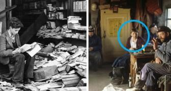 13 foto's uit het verleden die je zeker niet in geschiedenisboeken tegen zult komen