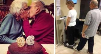 Queste foto dimostrano che i nostri nonni sanno meglio di noi cosa vuol dire amare